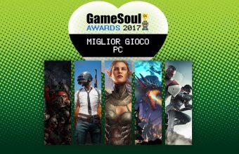 Miglior Gioco PC – GameSoul Awards 2017