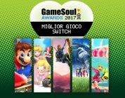 Miglior gioco Switch – GameSoul Awards 2017