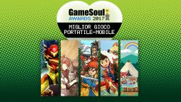 Miglior gioco Portatile/Mobile – GameSoul Awards 2017