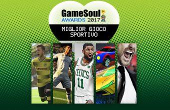 Miglior Sportivo – GameSoul Awards 2017
