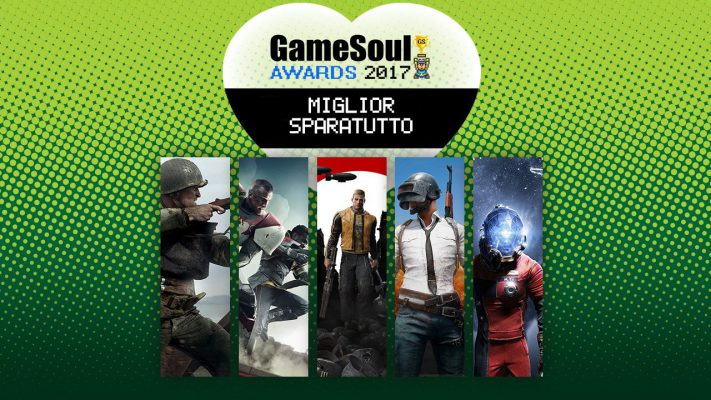 Miglior Sparatutto – GameSoul Awards 2017