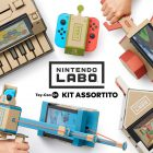 Nintendo Labo: scopriamo il Kit Assortito – Toy-con 01