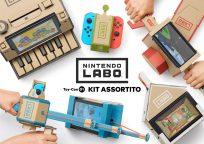 Nintendo Labo: scopriamo il Kit Assortito – Toy-con 01