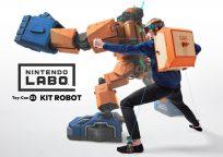 Nintendo Labo, scopriamo il Kit Robot – Toy-Con 02
