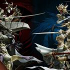 Dissidia FInal Fantasy trailer