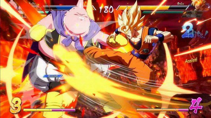 Dragon Ball FighterZ beta