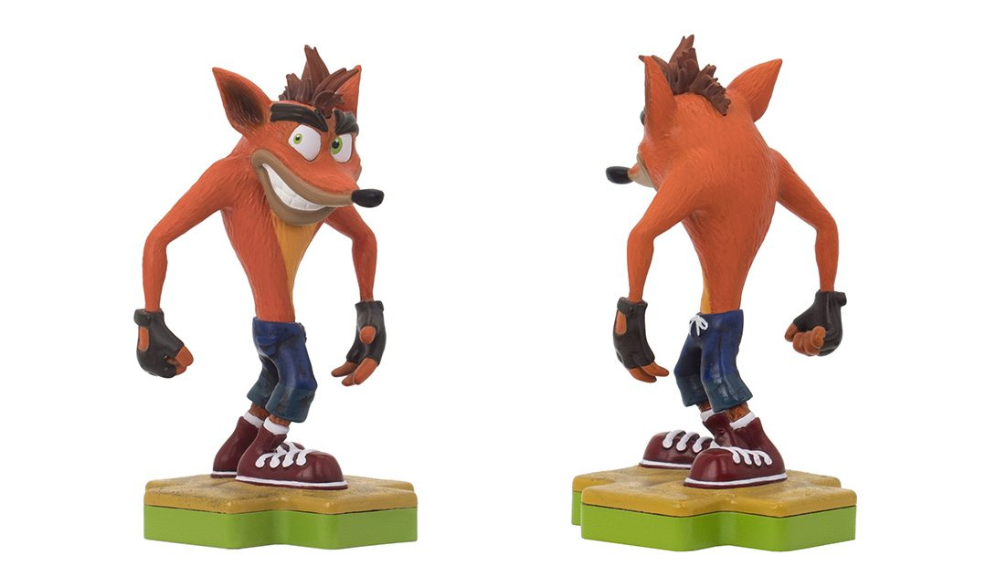 Crash Bandicoot Totaku