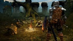 Il primo Dark Souls su PlayStation 4?