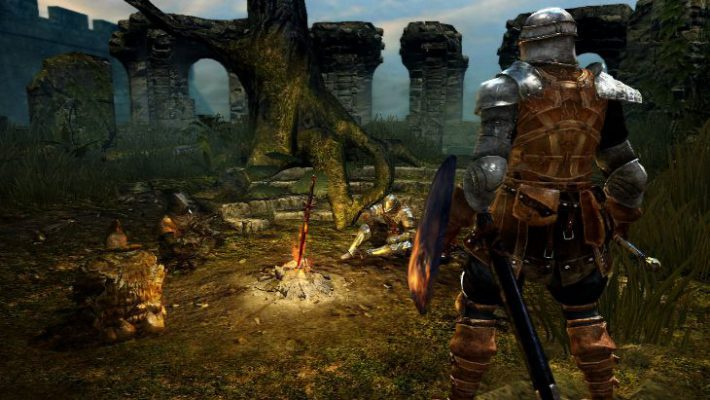 Il primo Dark Souls su PlayStation 4?