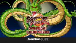 Dragon Ball FighterZ – Come evocare il Drago Shenron – GUIDA
