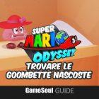 Super Mario Odyssey – Trovare le Goombette nascoste – Guida