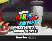 Super Mario Odyssey – Accedere ai Mondi Segreti – Guida