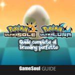 Pokémon Ultrasole e Ultraluna: Guida completa al breeding perfetto – Parte I