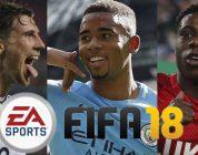 FIFA Ultimate Team – TOTW 20 – L'aggiornamento del 31 gennaio 2018