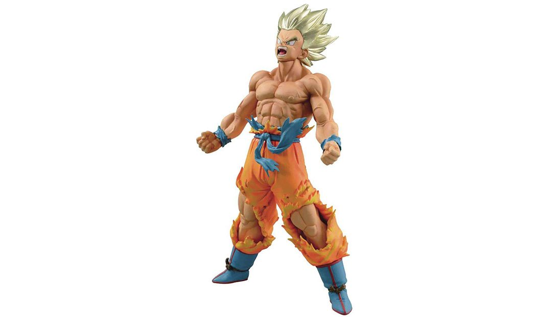 Goku Super Sayan Blood of the Sayans