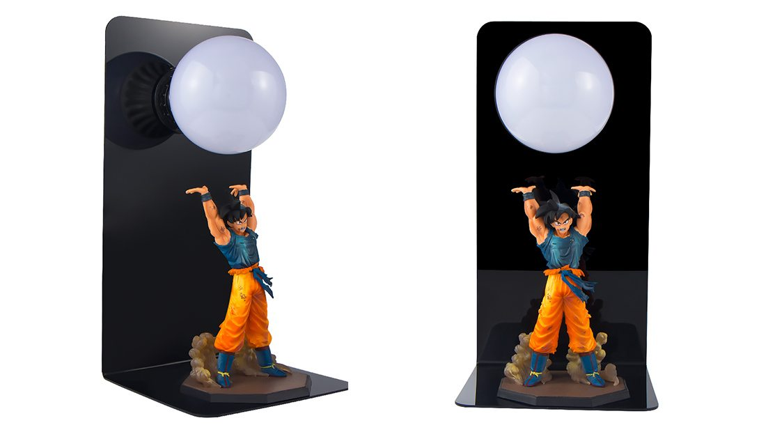 Genkidama Lampada Dragon Ball