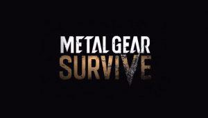 Metal Gear Survive, tolto il velo alla campagna single player