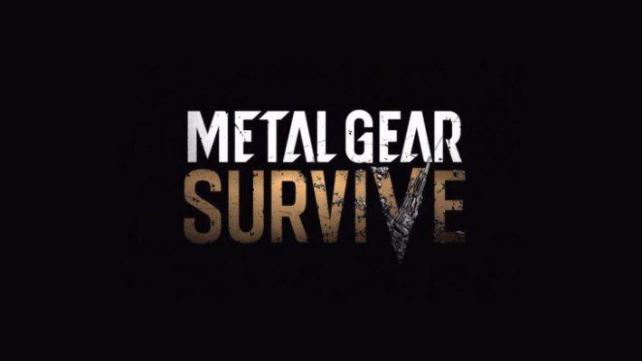 La cover di Metal Gear Solid Survive nasconde un dettaglio importante