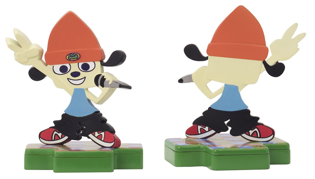 totaku parappa the rapper