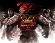 Street Fighter V Arcade Edition ritardo