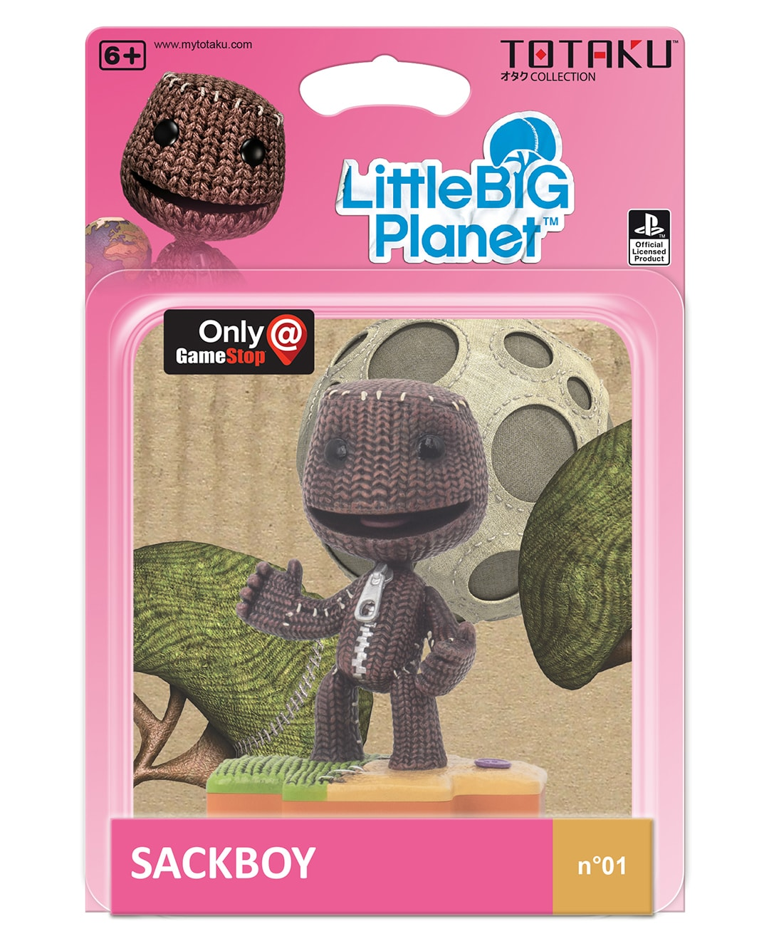 sackboy totaku