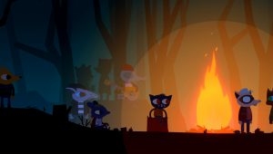 Night in the Woods recensione