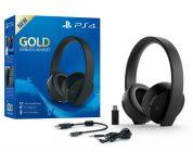 Le nuove cuffie per PlayStation 4 sono finalmente realtà