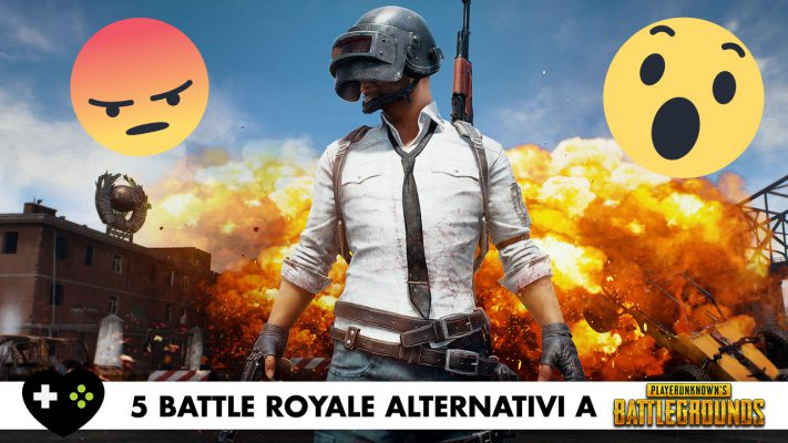 Battle Royale – Le 5 migliori alternative a PUBG