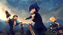 Final Fantasy XV sbarca in anticipo su iOS
