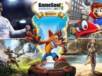 GameSoul Awards 2017 – I Vincitori