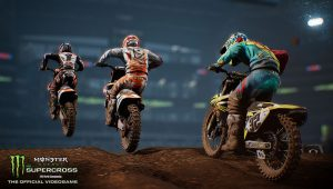 Monster Energy Supercross: The Official Game – Recensione