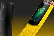 Nokia 8110: il banana-phone di Matrix è tornato – MWC 18