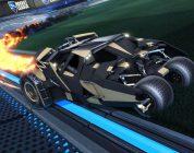 La Batmobile fa il suo ingresso trionfale in Rocket League