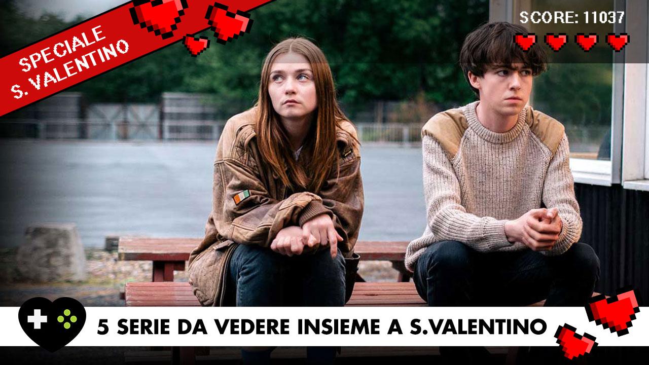 Netflix and Chill 5 serie da vedere insieme a San Valentino