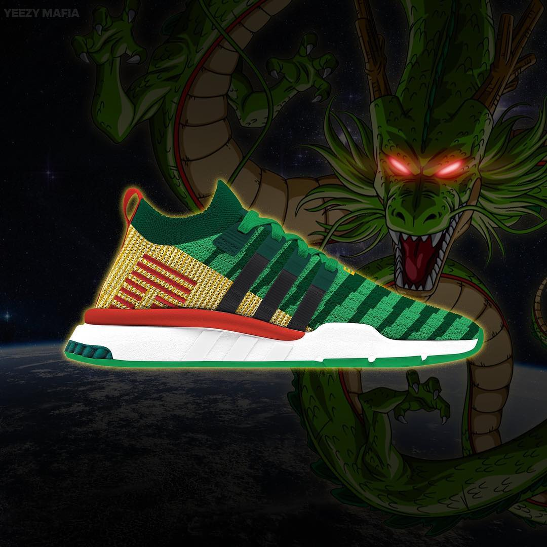 Adidas Dragon Ball Z