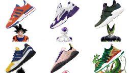 Tutta la potenza delle Adidas di Dragon Ball Z ai vostri piedi