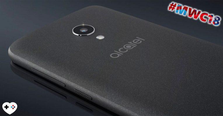 Alcatel 1X: ufficiale lo smartphone economico con Android Go – MWC 18