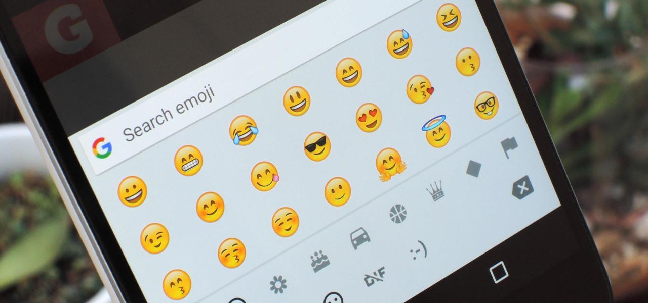 android 8 oreo emoji