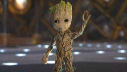 James Gunn guardiani della galassia Groot