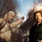 Chuck Norris Geralt di Rivia
