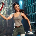 Lara Croft Barbie
