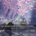 Monster Hunter: World – Le missioni evento e sfida dal 2 al 9 marzo