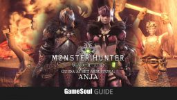 Monster Hunter World – Guida ai Set Armatura: Anja