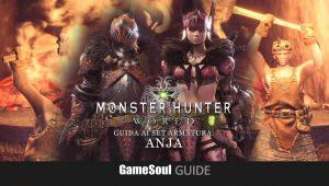 Monster Hunter World – Guida ai Set Armatura: Anja