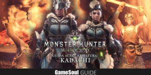 Monster Hunter World – Guida ai Set Armatura: Kadachi