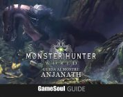 Monster Hunter: World – Guida ai Mostri: Anjanath