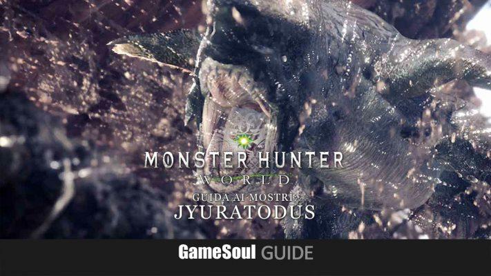 Monster Hunter: World – Guida ai Mostri: Jyuratodus