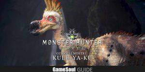 Monster Hunter: World – Guida ai Mostri: Kulu-Ya-Ku