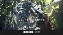 Monster Hunter: World – Guida ai Mostri: Tobi-Kadachi