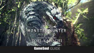 Monster Hunter: World – Guida ai Mostri: Tobi-Kadachi